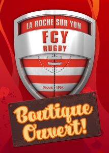 Boutique FCY Rugby