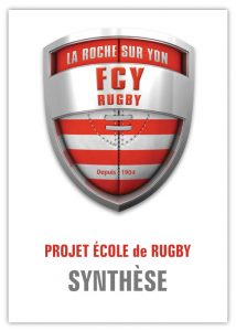 Projet Ecole de Rugby FCY Rugby
