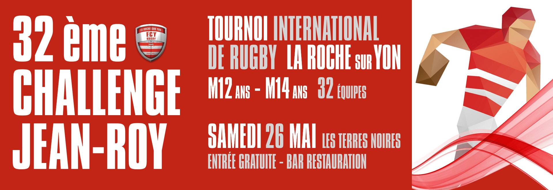 FCY Rugby : Challenge Jean-Roy