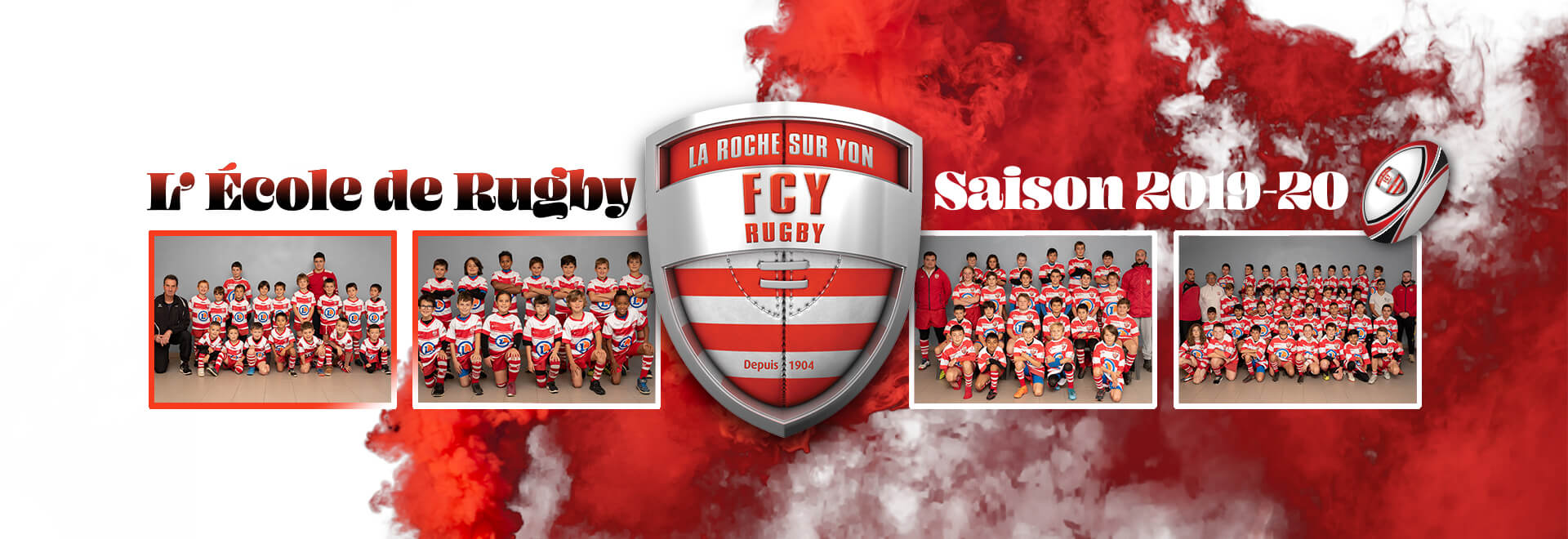 Ecole de Rugby - FCY Rugby